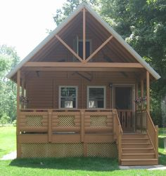 panel log cabin kits | Exterior Photos of Manufactured Log Cabin Kits | Panel Concepts