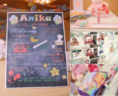 Anika's 1st Birthday Party | CatchMyParty.com