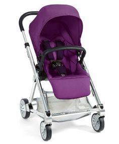 Mamas & Papas Urbo Stroller - Purple by Mamas & Papas
