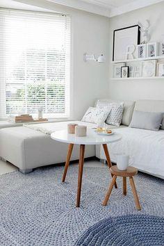 Come guadagnare spazio in casa e vivere comodi #hogarhabitissimo #nordic