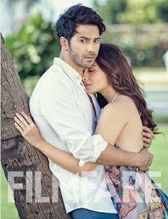 Varun Dhawan and Alia Bhatt Bollywood Couples, Bollywood Stars, Bollywood Celebrities, Bollywood Actress, Bollywood News, Movies Bollywood, Indian Celebrities, Bollywood Fashion, Couple Posing