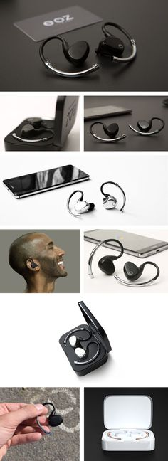 High Resolution Audio - Bluetooth 5.0 - 52 Hours Playtime - Beautiful Design - Secure Fit - Instant Pairing
