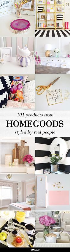 Here are 101 of the absolute best HomeGoods finds from across the country to inspire your next shopping trip.