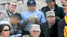 """Robin Williams went on his first USO tour in 1987 to perform for troops in Afghanistan and Turkey; he would eventually do shows in Bahrain, Djibouti, Germany, Iraq, Italy, Kuwait, Kyrgyzstan, Qatar, Spain and the United Arab Emirates, the Military Times reported. There were visits in the United States as well.  """"Williams traveled around the world to lift the spirits of our troops and their families. He will always be a part of our USO family and will be sorely missed."""""""