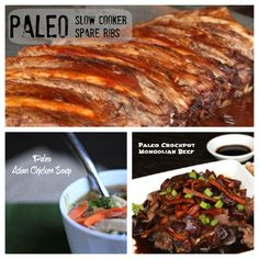 This Paleo Mini Slow Cooker Freezer Recipe Menu from @Once A Month Mom is really yummy!