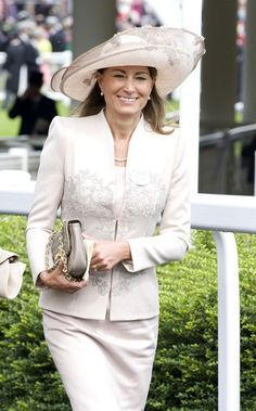 Carole Middleton Photos - Day three of the 2011 Royal Ascot. - Day 3 of Royal Ascot