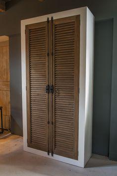 Home - Mrs. Home Bedroom, Bedroom Design, Tall Cabinet Storage, Simple Interior, Furniture Details, Closet Doors, Home Decor, Room, Beach House Bedroom