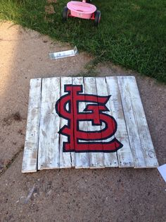 My new STL sign :)