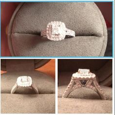 LOVE Vera Pin to WIN this diamond band Click through this pin to
