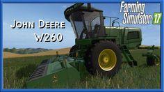 John Deere W260 - Die Drag Edition #FS17