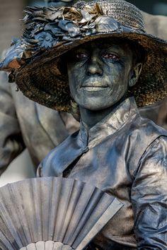 World Statues Festival 2014 - the Statues - professionals - Arnhem - © fotografie, studio Care Graphics, Charley van Doorn