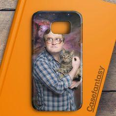 Bubbles Of Trailer Park Boys Galaxy Nebula Samsung Galaxy S7 Edge Case | casefantasy