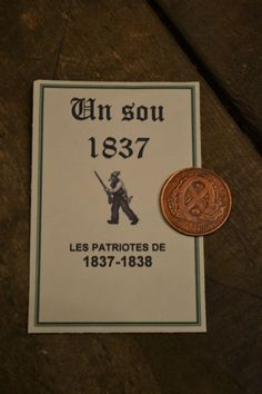 Un sou 1837