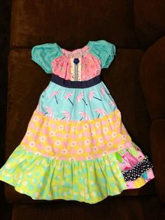 found on Kidizen: Matilda Jane Size 4 Cabana