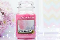 Ambiance de fête foraine avec la délicieuse Cotton Candy de Yankee Candle