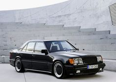 AMG Mercedes-Benz 300E 5.6 (W124) by Auto Clasico, via Flickr