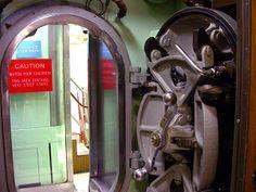 submarine interior | Submarine USS Nautilus Museum - Other Interior / 02ForwardHatch
