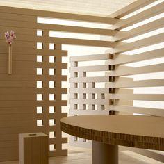 modern tea houses | Shigeru Ban – Paper Tea House (2011)