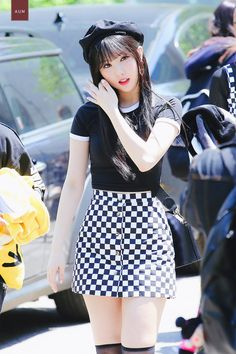time for the moon night . Kpop Outfits, Stage Outfits, Girl Outfits, Cute Outfits, Fashion Outfits, Kpop Fashion, Asian Fashion, Kpop Girl Groups, Kpop Girls