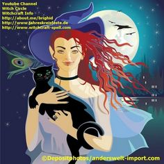 Wellcome This - Witch Circle - Channel from Brighid Author. I will show you how extensive the knowledge area is magic, and it is far from everything I could ...