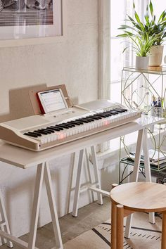 ONE 61-Key Smart Piano - Urban Outfitters