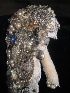 Bespoke Bridal Bouquet Handmade wow