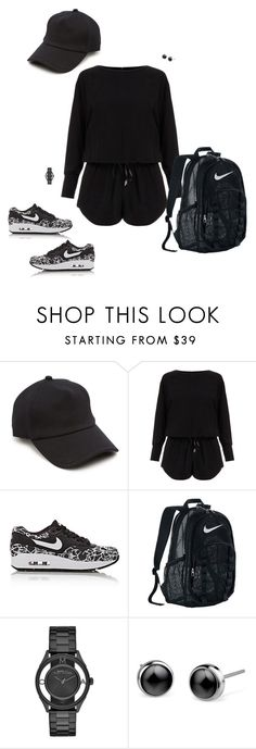 """Gym"" by ccoss ❤ liked on Polyvore featuring rag & bone, Helmut Lang, NIKE and Marc by Marc Jacobs"
