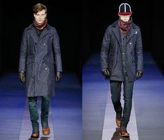7b4a557282cf7 G-Star RAW 2013-2014 Fall Winter Mens Runway Collection - Bread and Butter