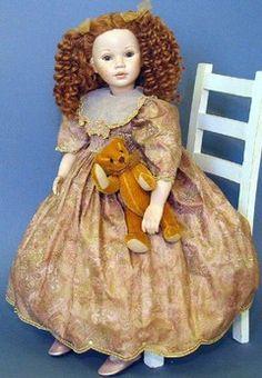Zoe Ann, by Pauline Dolls