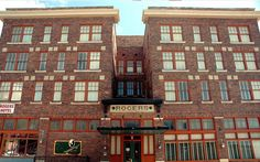 The Rogers Hotel has earned the #4 spot on our list of the most haunted hotels…