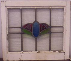US $100.00 in Antiques, Architectural & Garden, Stained Glass Windows