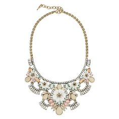Bella Fiore Statement Necklace | Chloe + Isabel (scheduled via http://www.tailwindapp.com?utm_source=pinterest&utm_medium=twpin&utm_content=post29260262&utm_campaign=scheduler_attribution)
