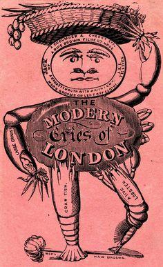 Modern Cries of London