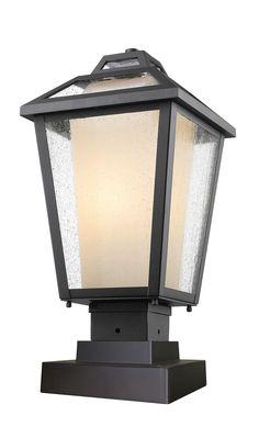 Memphis 1 Light Outdoor Lantern Head