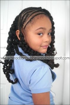 Brilliant Twists Mixed Girl Hairstyles And Natural On Pinterest Short Hairstyles Gunalazisus