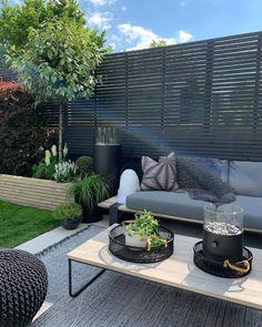 Small Backyard Design, Backyard Patio Designs, Small Backyard Landscaping, Backyard Ideas, Patio Ideas, Backyard Decorations, Back Garden Design, Small Back Garden Ideas, Outdoor Gardens