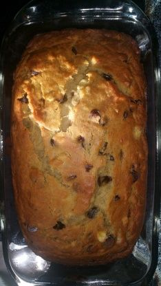 This eggless banana bread recipe uses milk/buttermilk as substitute. You can also use soy milk if you like. This egg free banana bread is very quick, fuss free yet nutritious, and makes a simple and wonderful snack for the family. It can be eaten plain or added with fruits, nuts, seeds and chocolate chips. Just add 1/2 cup of the nuts, etc to the mixture last, just before pouring the mixture into the loaf pan. Enjoy!