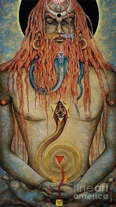 Shiva Hindu, Shiva Art, Ganesha Art, Hindu Deities, Hindu Art, Kali Shiva, Krishna, Yoga Kunst, Tantra Art