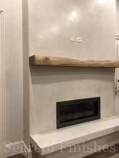 stucco fireplaces. Two Entrepreneurial Woman Creative Homes  Segreto Secrets Blog Plaster Fireplace By Rustic Rough Hewn Mantel Grey Stucco Fireplace With Cement Tile