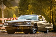 Original Beauty: 1966 Ford Thunderbird - http://barnfinds.com/original-beauty-1966-ford-thunderbird/