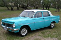 1964 EH Special I had one of these back in 1974 Holden Premier, Holden Australia, Australian Cars, Small Cars, General Motors, Old Cars, Motocross, Concept Cars, Cars Motorcycles