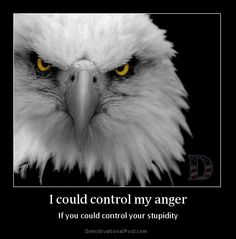 i could control my anger