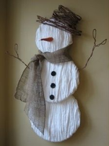 Too Cute!  Perfect for the front door in January!