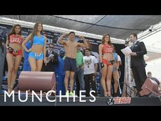 Munchies: Sticking to Strict High-Altitutde Diets: FUEL with Jessie Vargas
