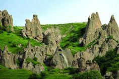 The Stone Pyramids, Goris, Armenia