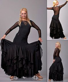 latin dance dress/ballroom dress