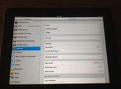 Apple iPad 1st Generation 16GB Wi-Fi 9.7in - Black (MB292LL/A)