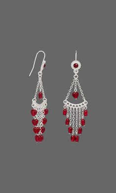 dd33efb93 Jewelry Design - Earrings with Czech Pressed Glass Beads and Swarovski®  Crystals - Fire Mountain