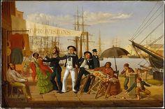 John Carlin | After a Long Cruise | The Met