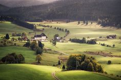 The Long & Winding Road .... Black Forest, Germany